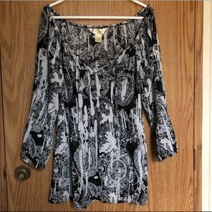 Tops - 🔴 5 for 25 Beautiful Blouse Long Sleeves Top